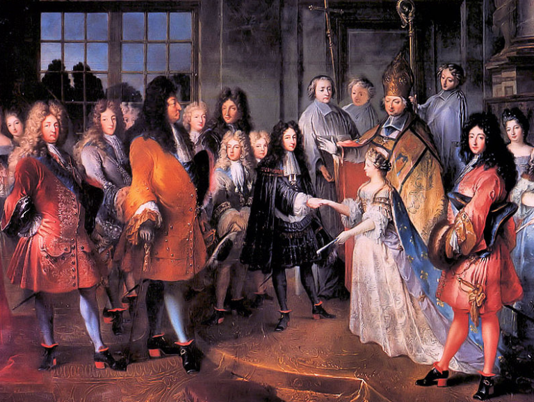 Child marriage in early modern England - Straturka