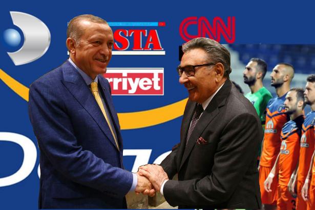 erdoğan doğan media