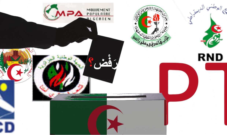 Algeria politics