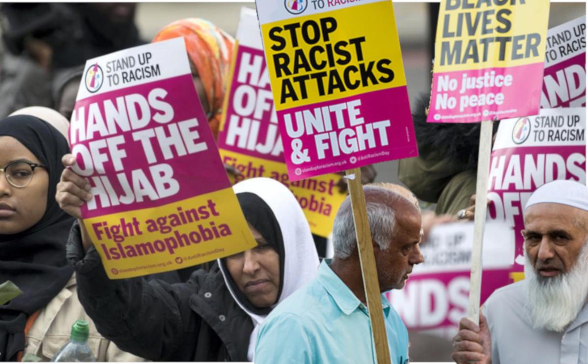 islamaphobia uk