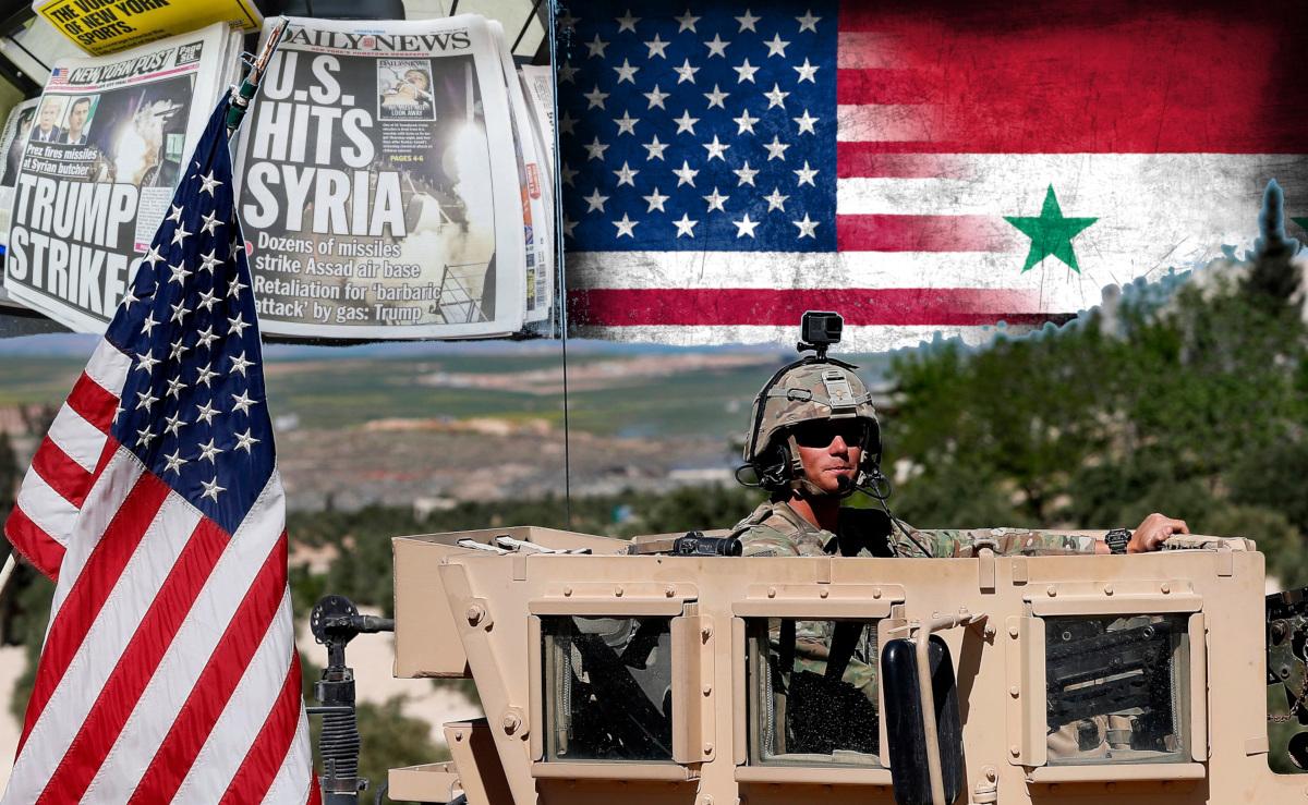 Syria Trump