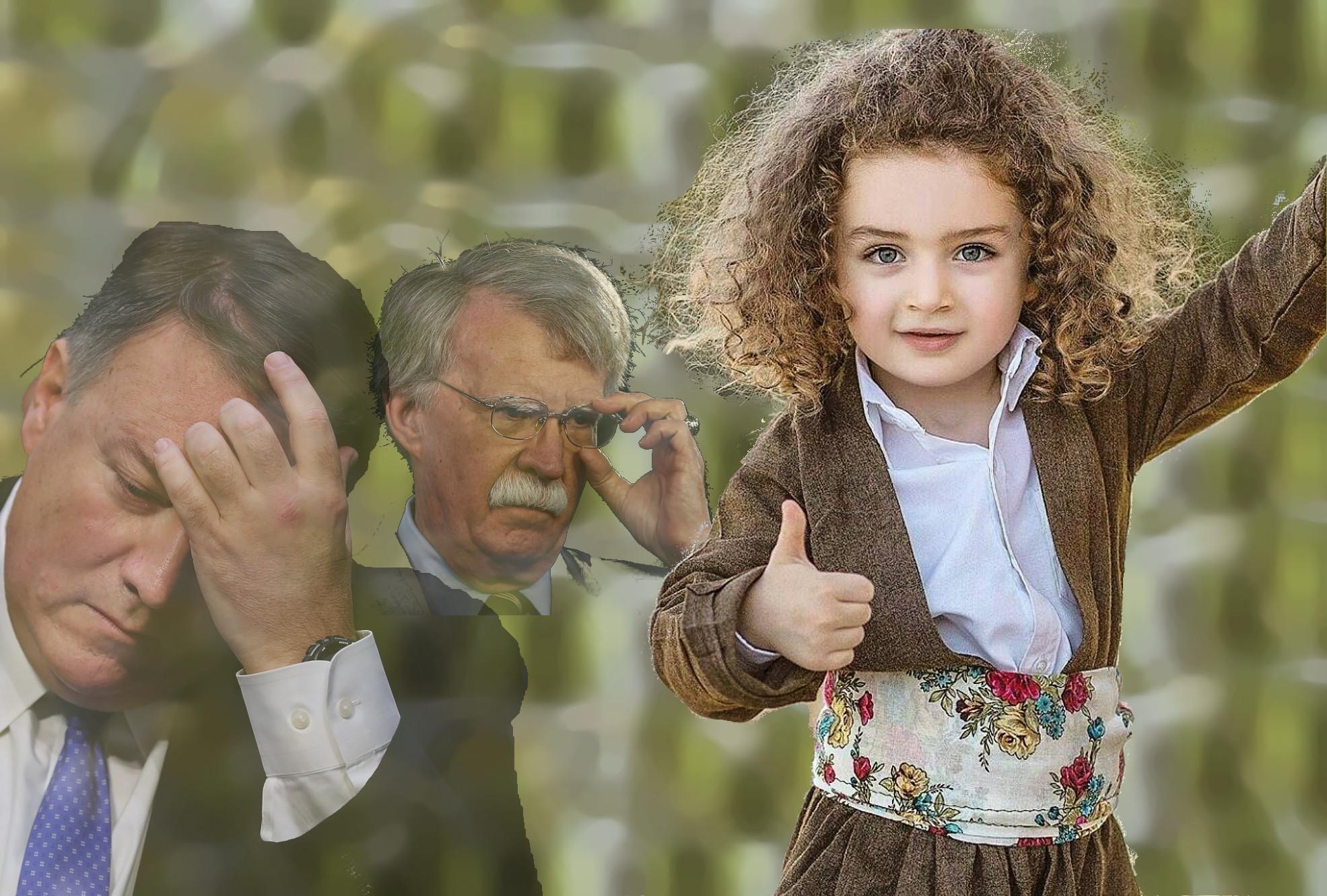 kurds well