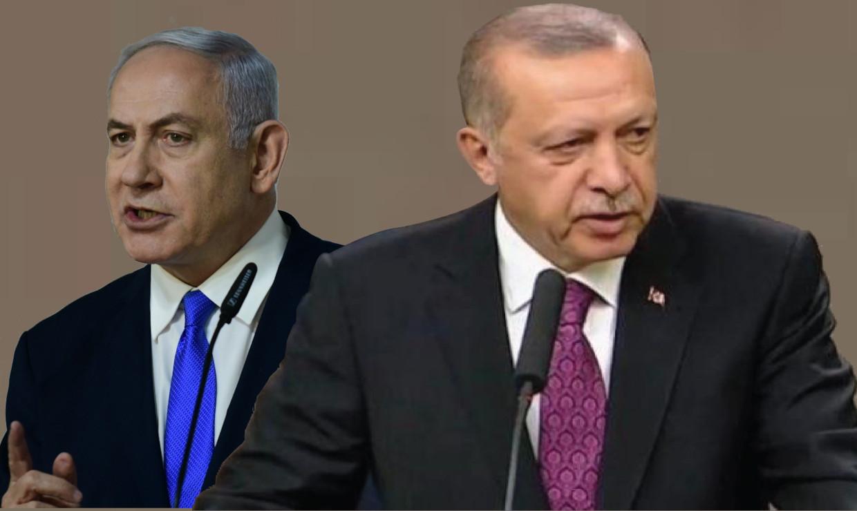 erdogan netanyahu
