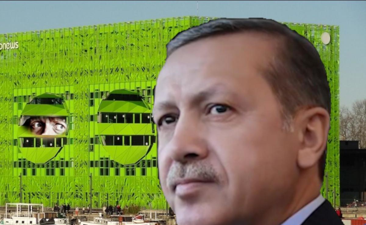 erdoğan paranoia