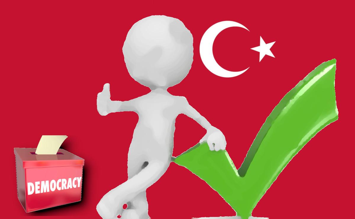 türkiye demokrasi