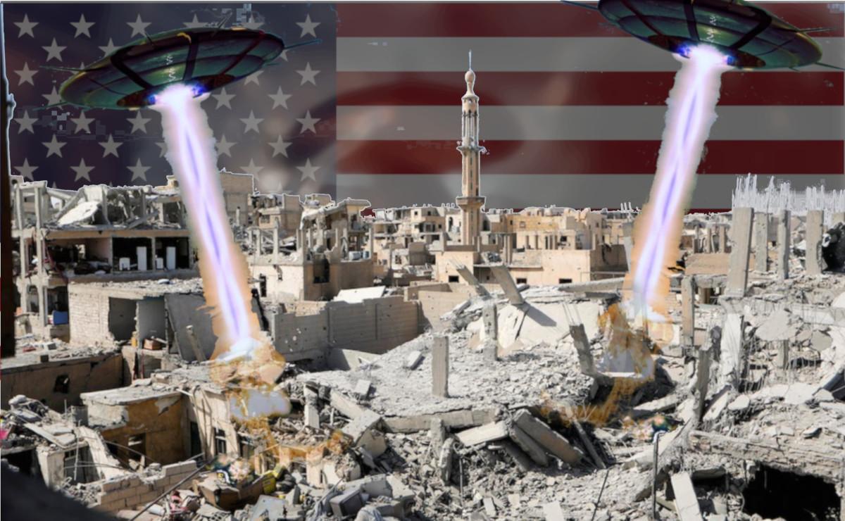 usa syria invasion