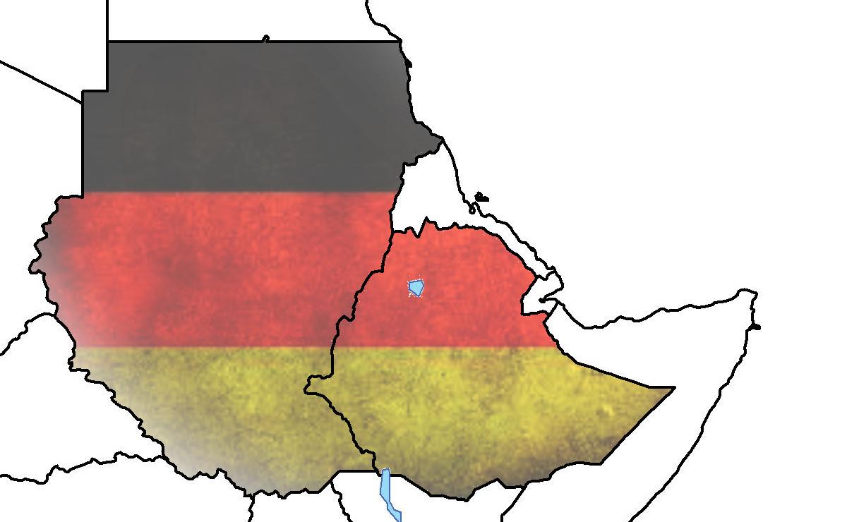 Germany Ethiopia Sudan
