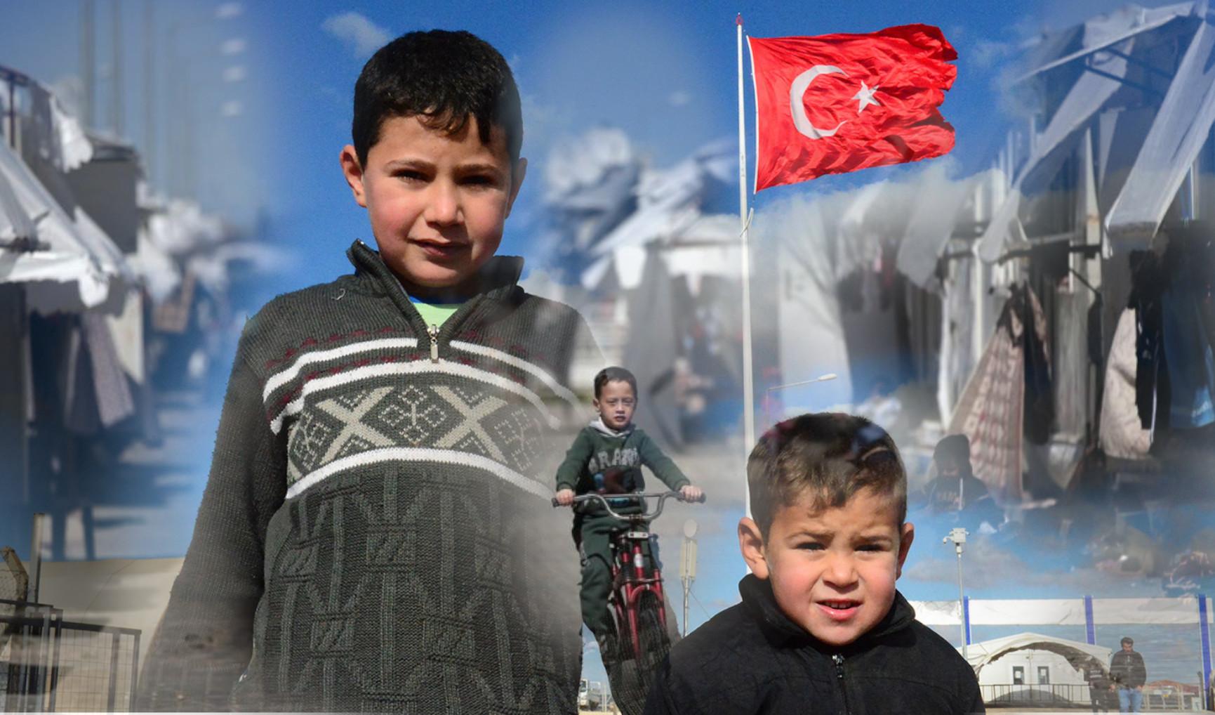 Refugees 2 in Turkey