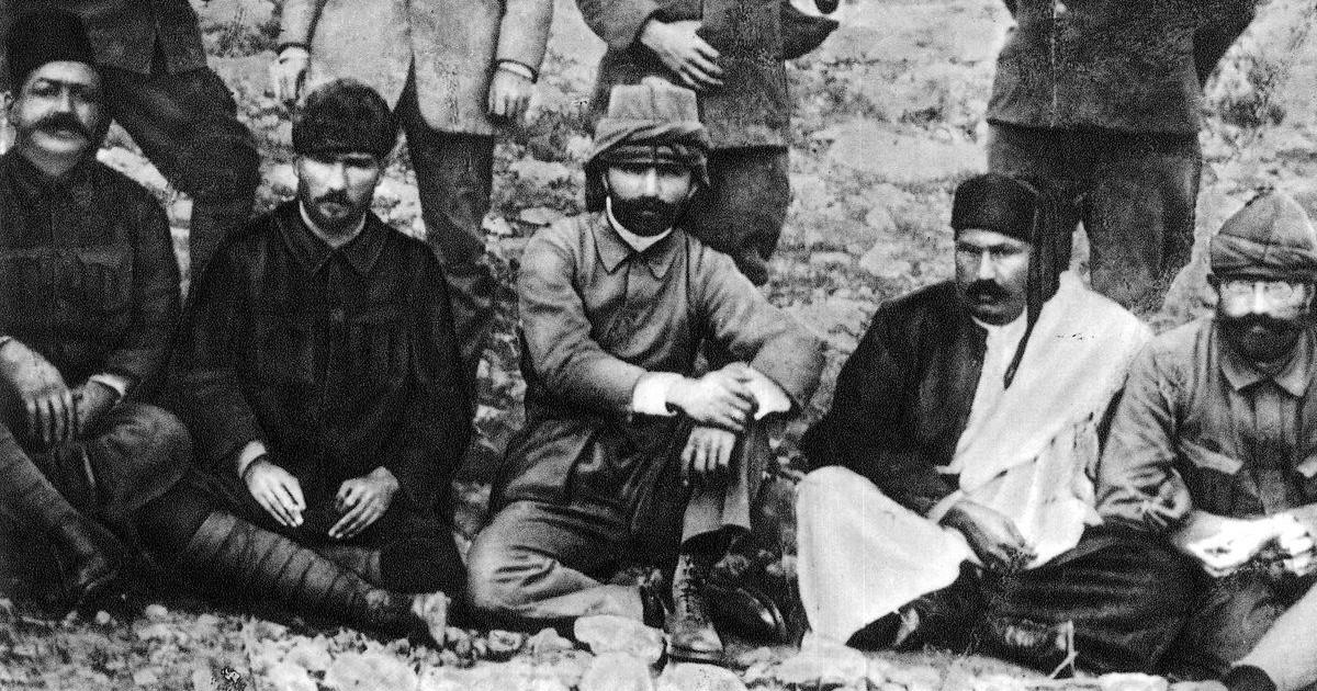 Mustafa Kemal Libya