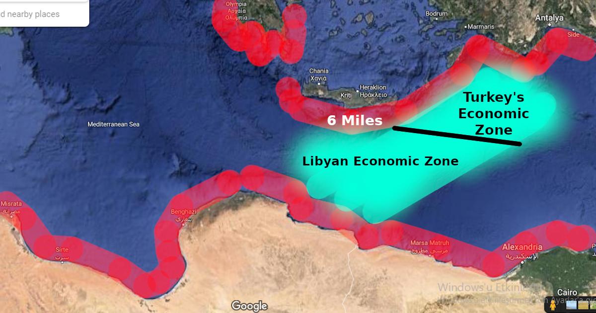 Turkey Libya agreement