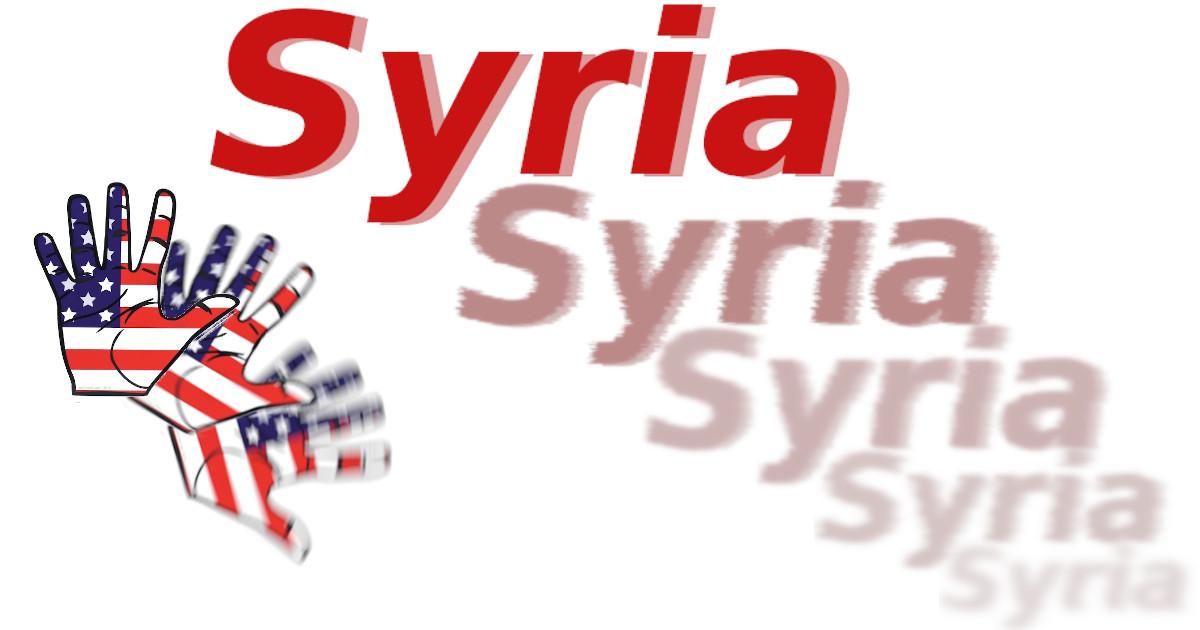 usa syria