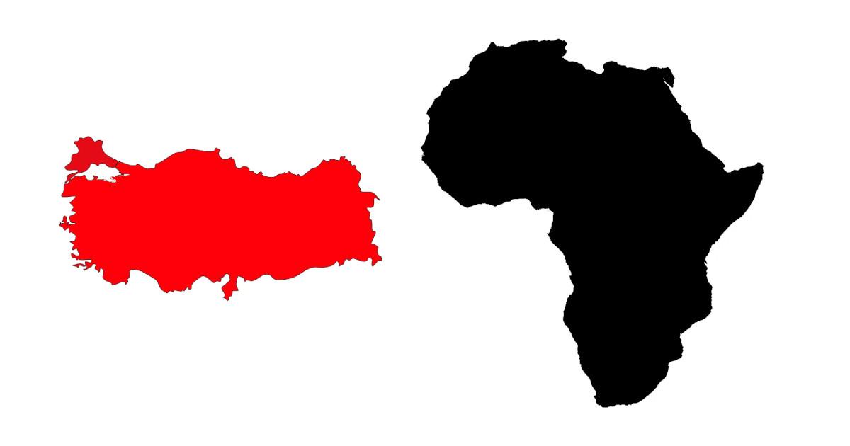 turkey africa
