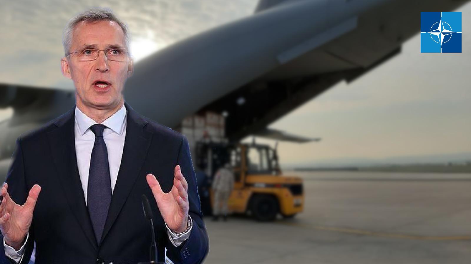 NATO Spain İtaly Turkey aid